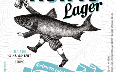 Pacific Lager: Domus Craft Beer + Marina