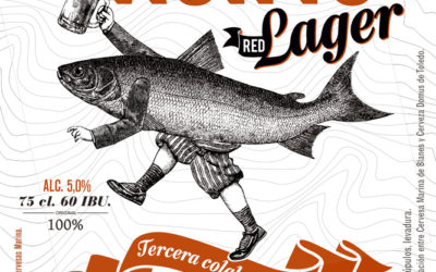 Pacific Red Lager: Domus Craft Beer + Marina