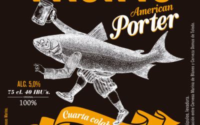 Pacific American Porter: Domus Craft Beer + Marina