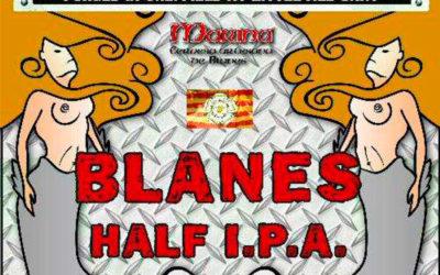 Blanes Half Ipa: Steel City Brewing + Marina
