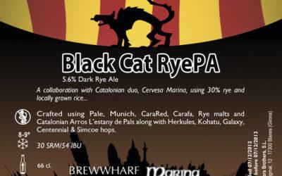 Black Cat Reypa: Brewwharf + Marina