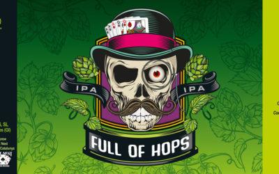 Full of Hops Ipa: Brouwerij Het Nest + Marina