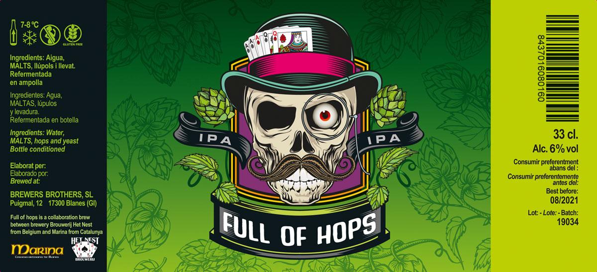 Full of Hops IPA