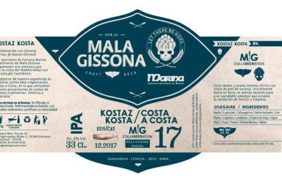 Costa a Costa 17: Mala Gissona + Marina