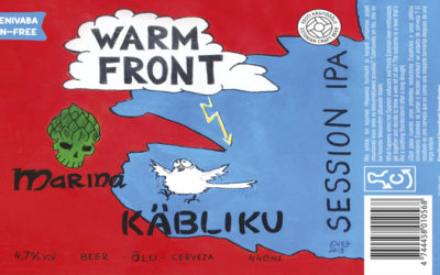 Warm Front: Käbliku + Marina