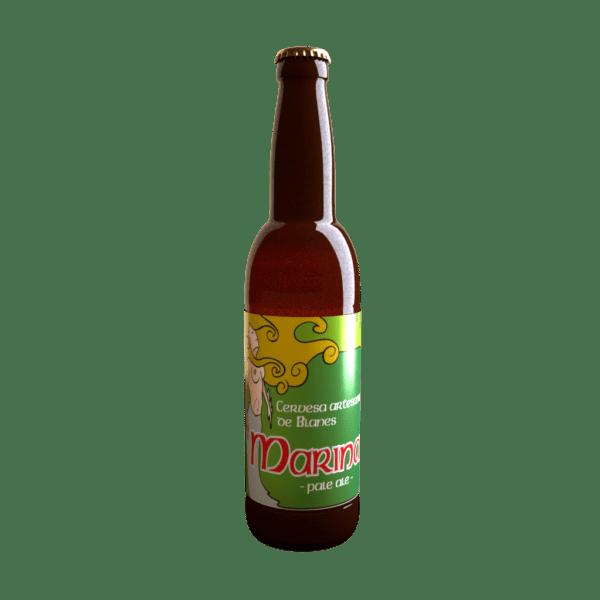 pale-ale Cervesa Marina
