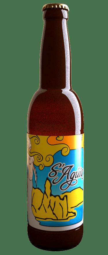 SAguia Cervesa Marina