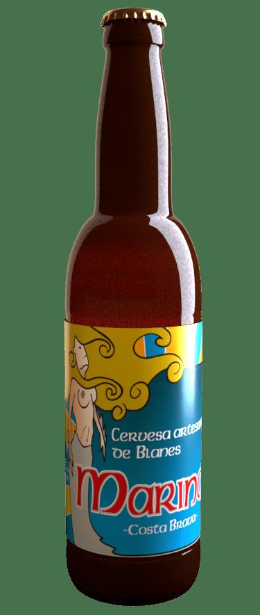Costa Brava sin gluten- Cervesa Marina