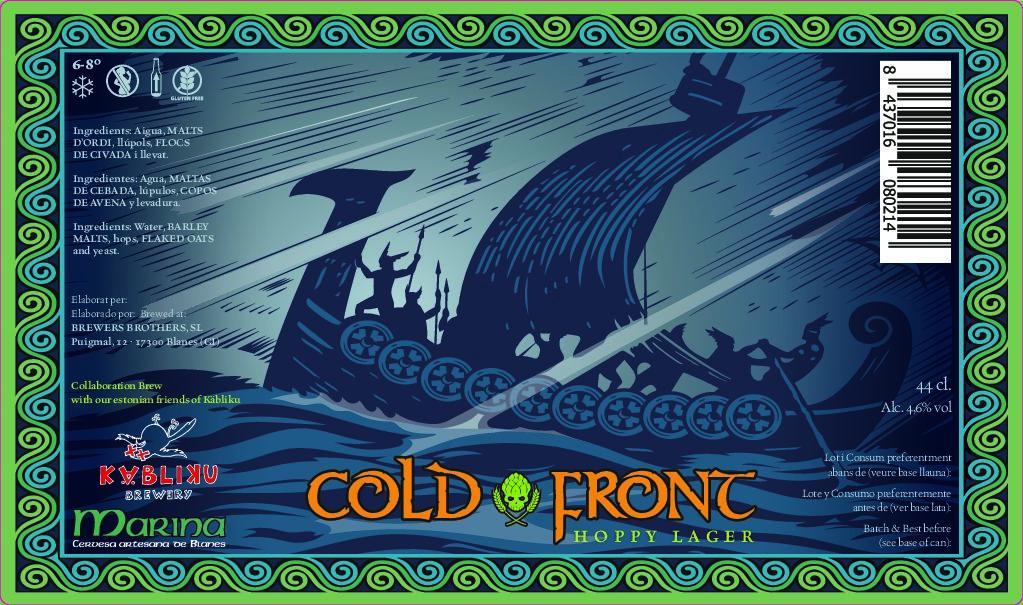 Cold Front: Käbliku + Marina