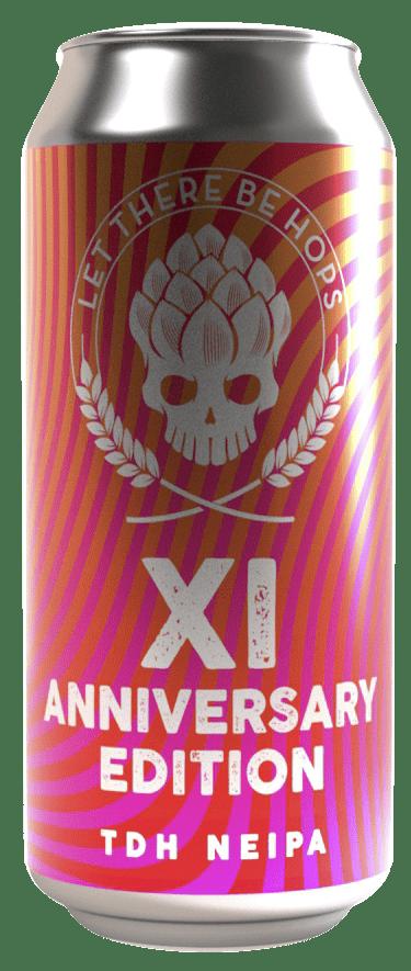 Lata XI Anniversary Neipa Cervesa Marina