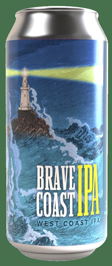 IPA Brave Coast Cervesa Marina